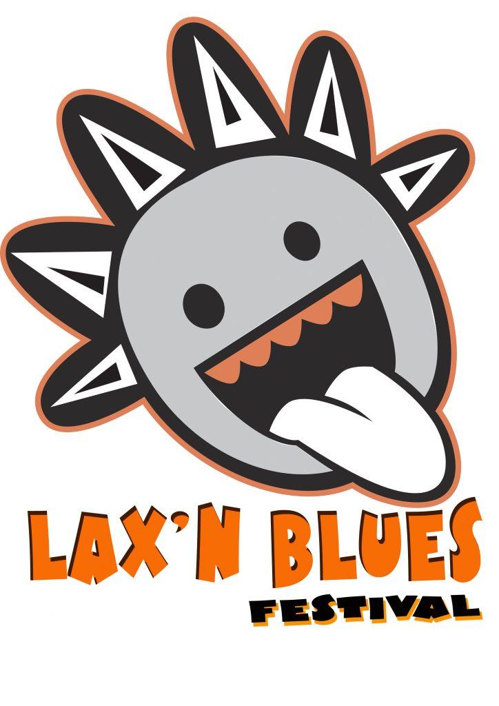Logo lax'n'blues