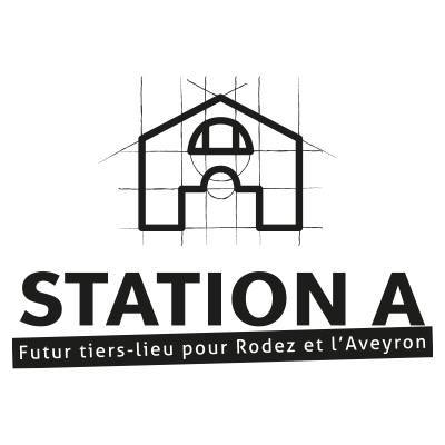 Logo Station A