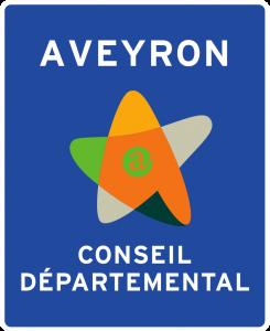 Logo Conseil départementale de l'aveyron