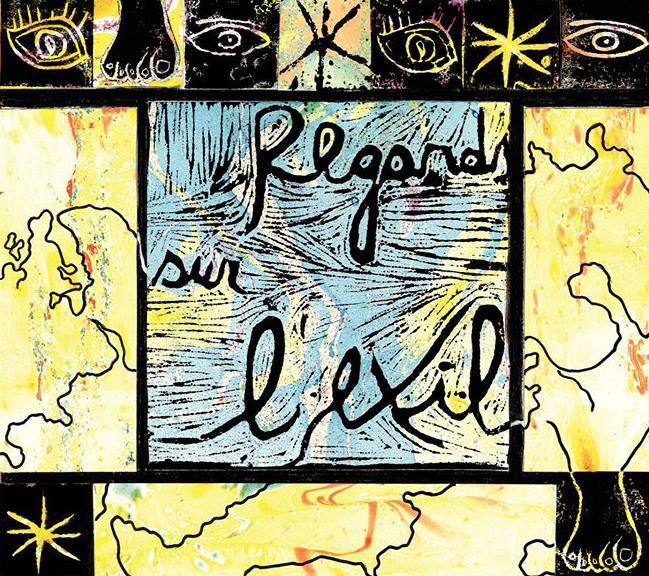 Logo regards sur l'exil