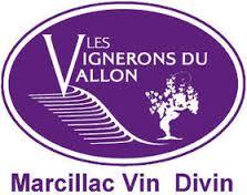 Logo Marcillac Vin Divin